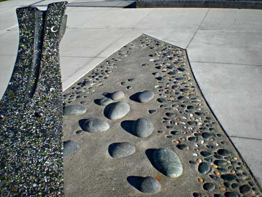 Decorative Cement Slabs : Decorative concrete by belarde company in seattle