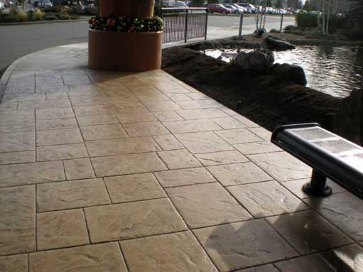 ACI & ASCC Form Joint Decorative Concrete Committee