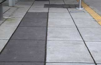 concrete contractor, PCC paving, ADA ramps, curbs, gutters by Belarde Company