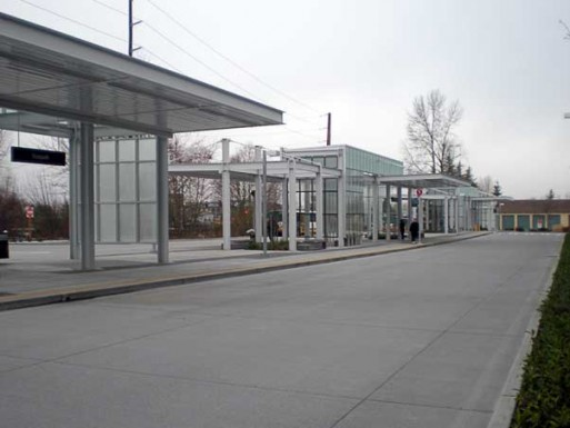 Issaquah Transit Center