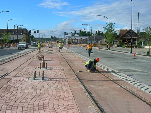 Sound Transit Central Link, civil concrete project by Belarde Company