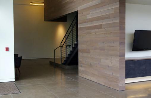 seeded concrete, polished concrete, interior concrete flooring, concrete site work, precast concrete