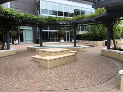 cast in place concrete, precast architectural concrete, concrete paving, concrete plinths, by Belarde Company