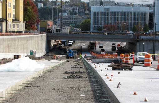 PCC concrete paving, sidewalks, curbs, gutters, ADA ramps and tiles, Belarde Company