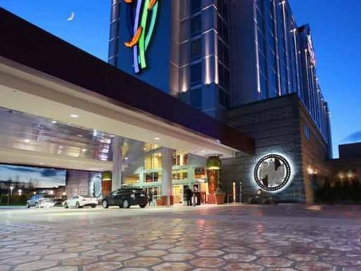Tulalip Casino main drive