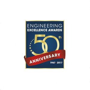 EEA 50th Years Anniversary Logo 600x600