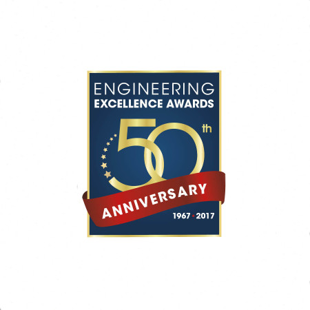 EEA 50th Years Anniversary Logo 600x600