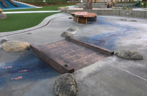 Bomanite Bomacron, Imprinted concrete, stamped concrete, Bomanite, Bomacron, decorative concrete, architectural concrete