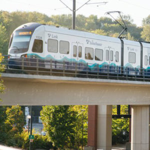 Kiewit tapped for $1 4B Seattle-area light-rail extension