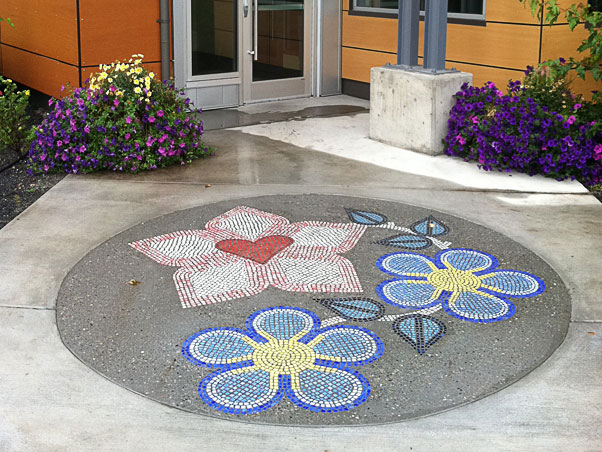 The Morris Thompson Civic Center architectural concrete project in Fairbanks, Alaska was awarded to Seattle concrete contractor the Belarde Company.