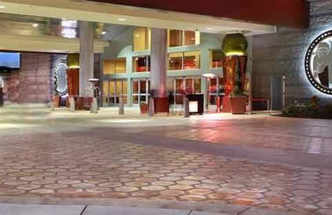 Tulalip Casino, Bomanite, Belarde Company, English Slate, imprinted concrete, stamped concrete, decorative concrete, architectural concrete, Seattle