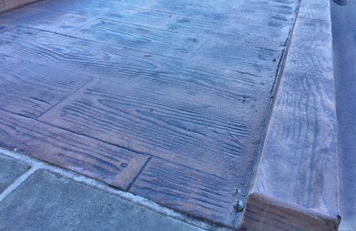 Bomanite Bomacron, Imprinted concrete, stamped concrete, Bomanite, Bomacron, decorative concrete, architectural concrete